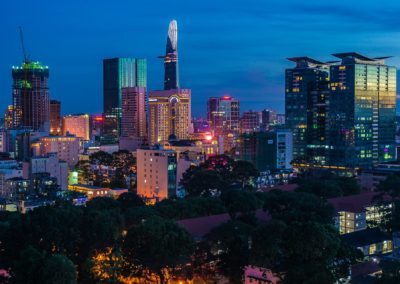 Ho Chi Min City, Vietnam