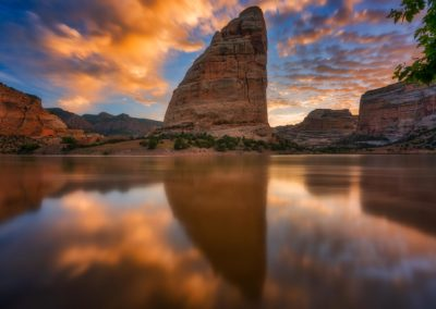 Steamboat Rock, Dinosaur National Monument, Colorado