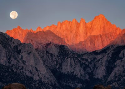 Mt Whitney, California