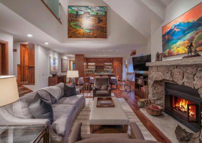 Private Home, Beaver Creek, Colorado Real Estate Photography