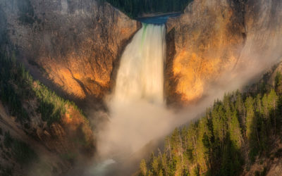 Five Days of Landscape Photography in Yellowstone National Park