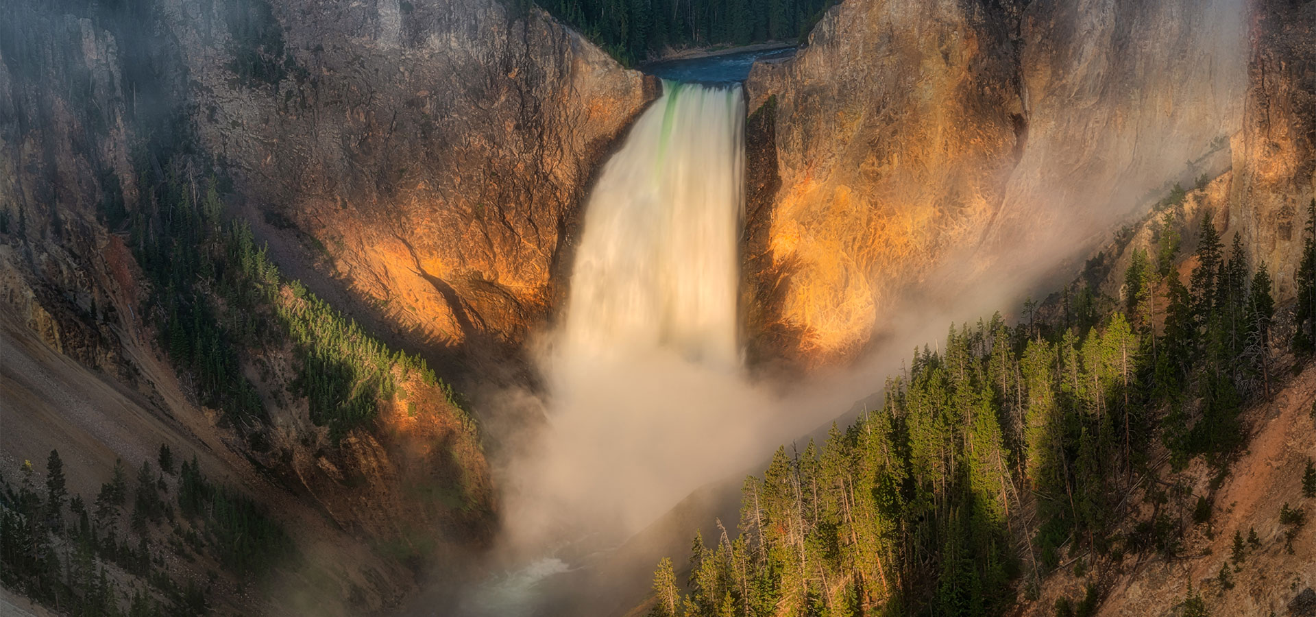 Landscape Photography in Yellowstone National Park