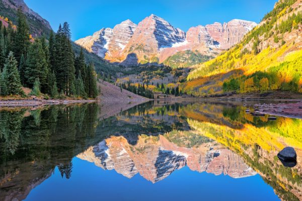 Maroon Bells Reflection Shop Fine Prints Wall Art