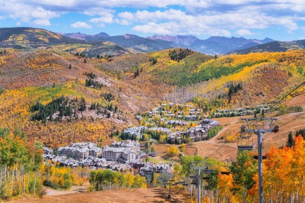 Fall at Beaver Creek Colorado Fine Prints Wall Art
