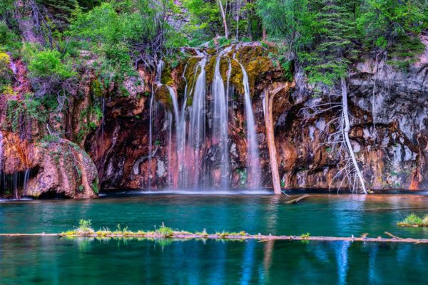 Hanging Lake Colorado Fine Prints Wall Art