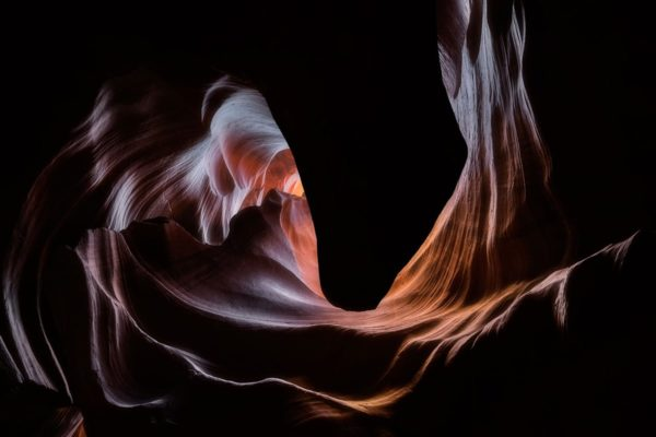 Tongue Antelope Canyon Arizona Wall Art Fine Prints