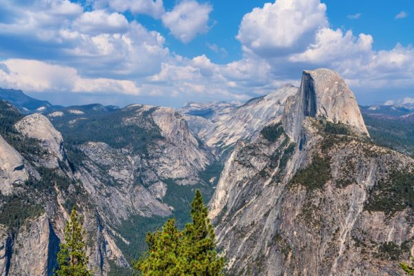 Glacier Point Yosemite California Fine Prints Wall Art